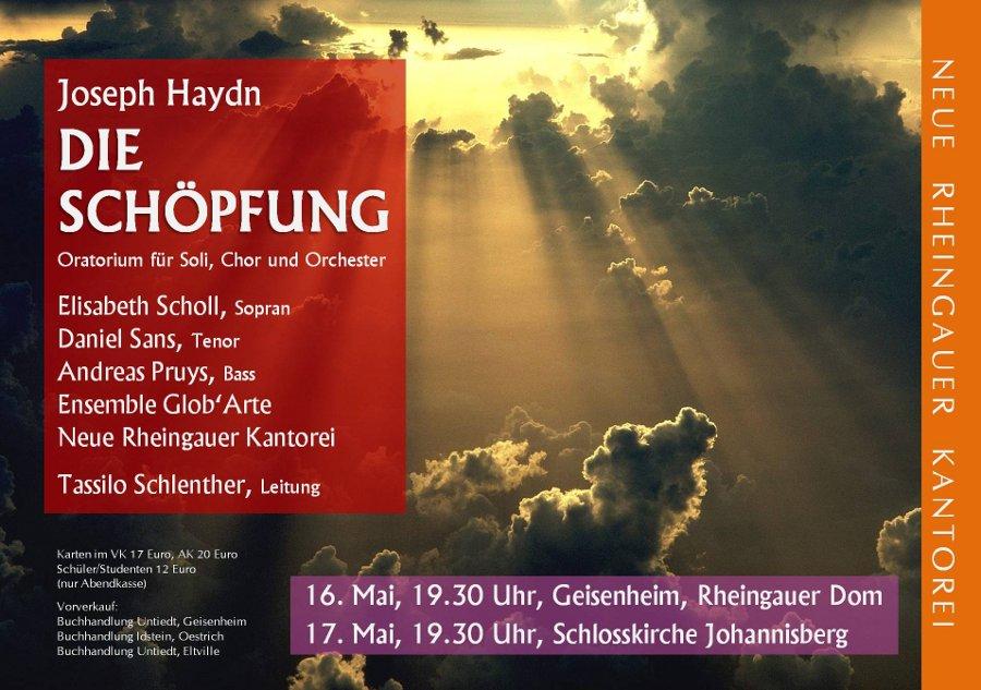 Die Schöpfung Von Haydn