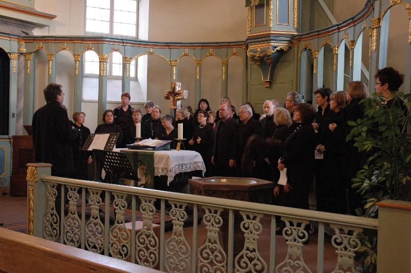 Gospel-Gottesdienst am 8.2.2009
