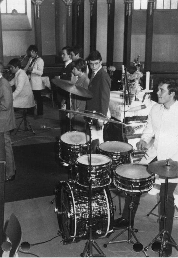 Beatgottesdienst 1968