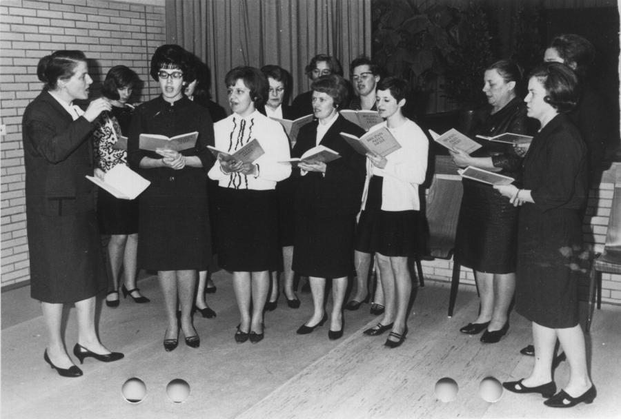 Ev. Singkreis 1968