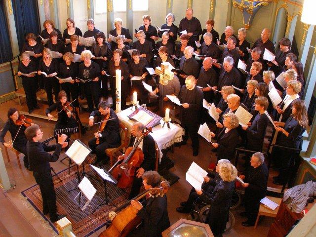 Mendelssohn-Chorprojekt 2009