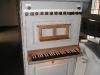 Spieltisch der Schöler-Orgel in Niedermeilingen