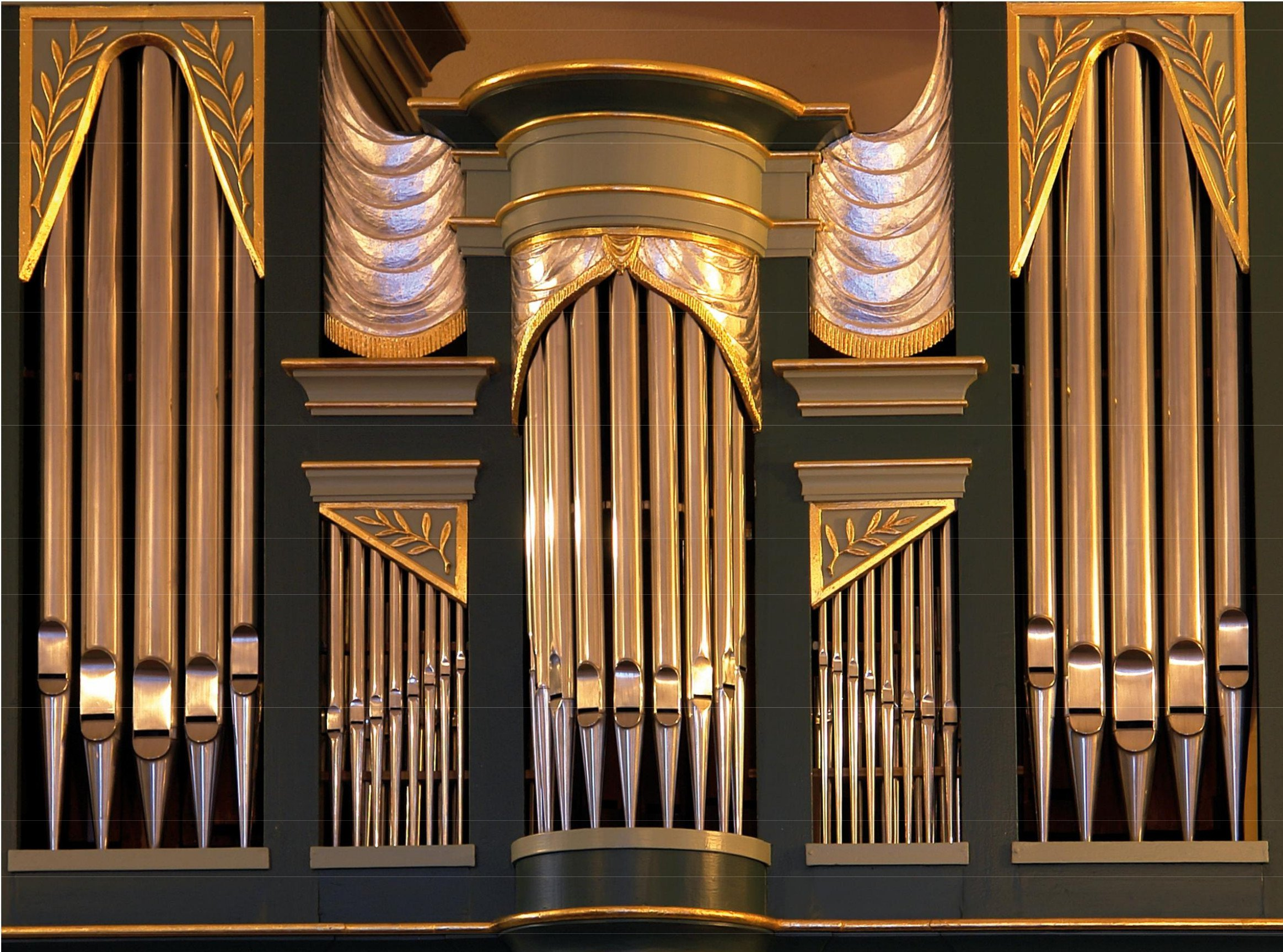 Orgel Neuhof