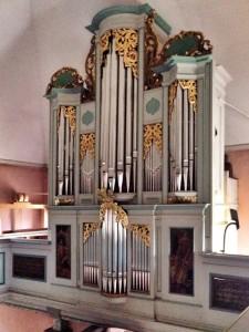 Orgel Limbach