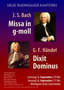 Bach Händel A3