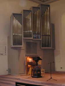 Orgel Reformationskirche Bad Schwalbach